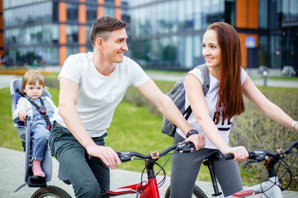 Vacanze in bicicletta con i bambini in Europa