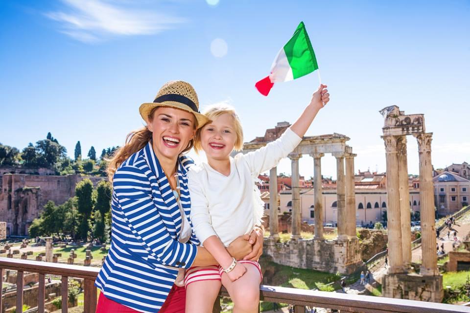 Vacanze in Italia con bambini
