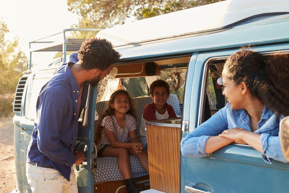 Vacanza in camper con bambini: dove andare?