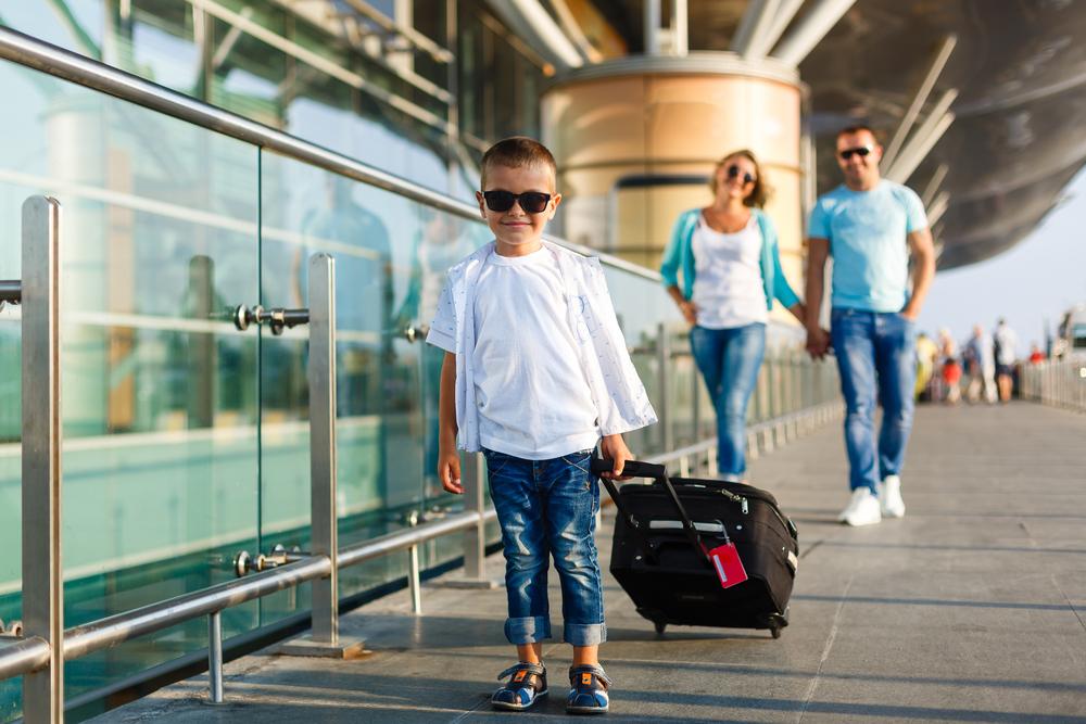 Viaggi internazionali con bambini: idee per non perdere la bussola