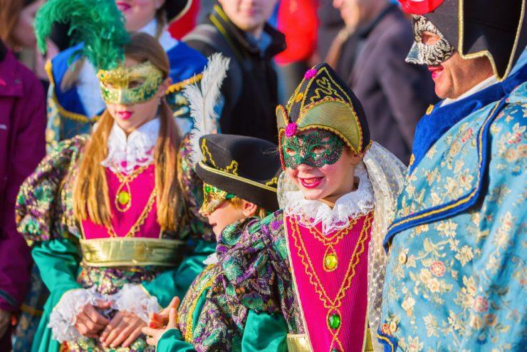 carnevale 2020 in italia