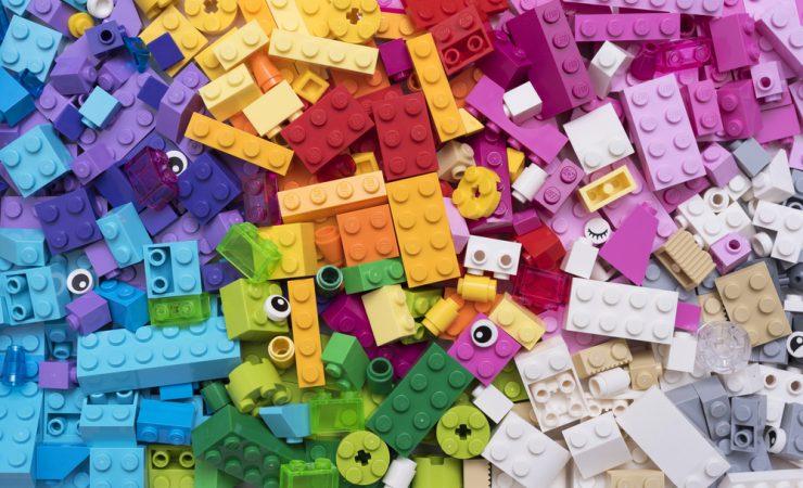 i love lego roma