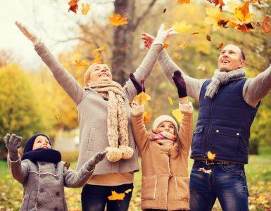 passeggiate in autunno